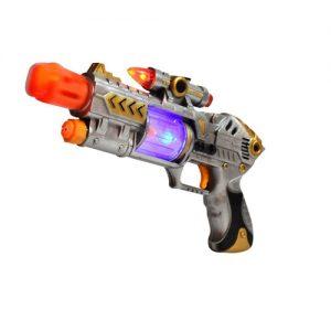 تفنگ اسباب بازی مدل فضایی 0089