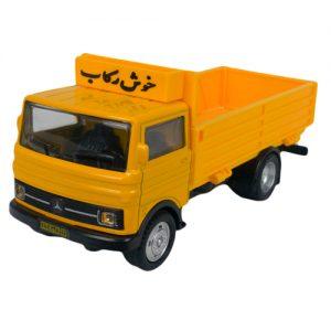 ماشین اسباب بازی مدل خوش رکاب کد 980