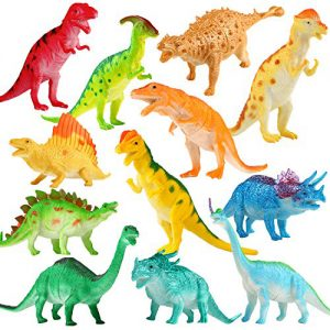 مجموعه ی 12 عددی فیگور دایناسور ها