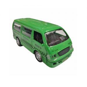 ماکت ماشین فلزی ون تاکسی