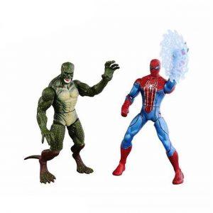 فیگور طرح مرد عنکبوتی مجموعه 6 عددی