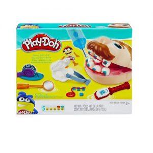 ست دندانپزشکی مدل Play-Doh